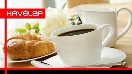 Kávélap